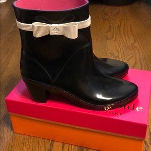Kate Spade Rain boots. Size 6